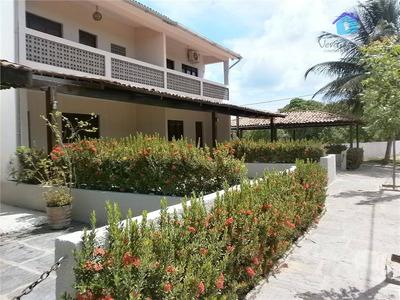 Duplex 4 Dormitórios A 60 Metros Da Praia De Carapibus - Ca0023