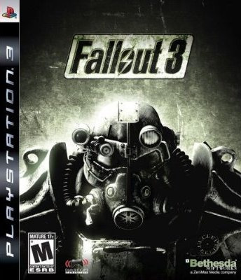 Jogo Fallout 3 Playstation 3 Ps3 Original Mídia Física Game