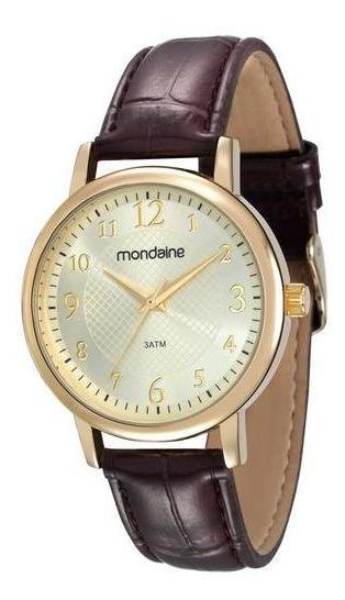 Relógio Mondaine Masculino Urbano 83281lpmvdh1