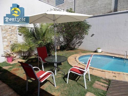 Sobrado Com 3 Dormitórios À Venda, 280 M² Por R$ 1.542.000,00 - Jardim São Caetano - São Caetano Do Sul/sp - So2123