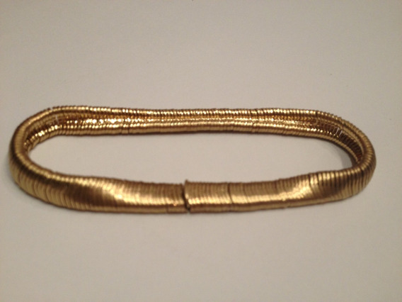 Pulseira H.stern Em Ouro Amarelo 18k - Peso 36.0g