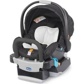 Bebê Conforto Key Fit Chicco Com Base Até 13kg Preto