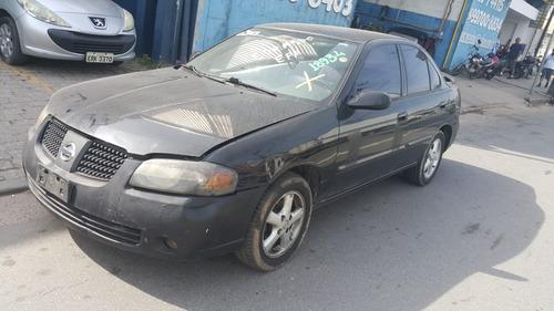Nissan Sentra Gxe 2006  (sucata Somente Peças)