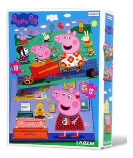 Puzzle Rompecabezas Infantil Frozen Peppa Pig Toy Story