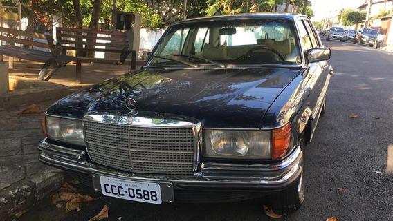 Mercedes 280s Serie Limitada 6cc - Coleção-raridade Barato