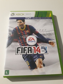 Fifa 14 Xbox 360 Original Midia Física