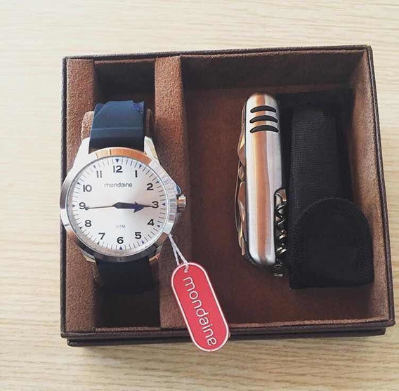 Relógio Mondaine Kit