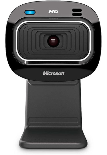 Webcam Microsoft Lifecam Hd-3000  C/ Microfone
