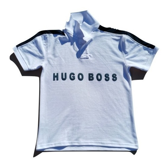 Hugo Boss Playera Polo