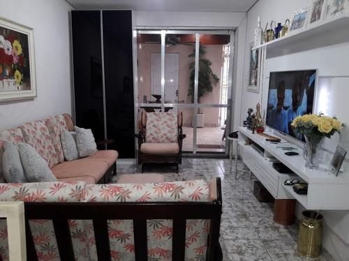 Casa Com 2 Dormitórios À Venda, 130 M² Por R$ 479.900,00 - Vila Mangalot - São Paulo/sp - Ca0433
