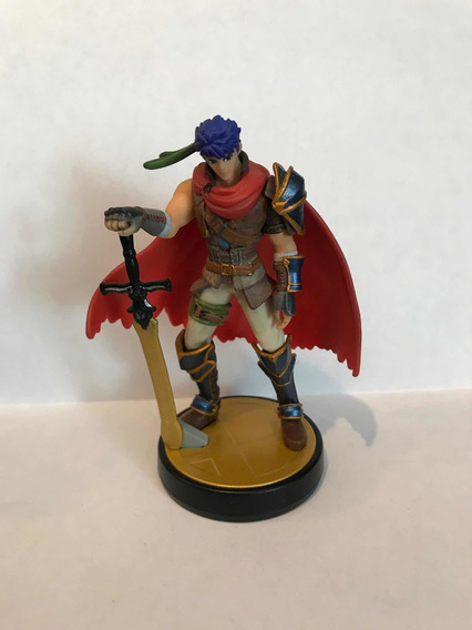 Amiibo Ike Nintendo