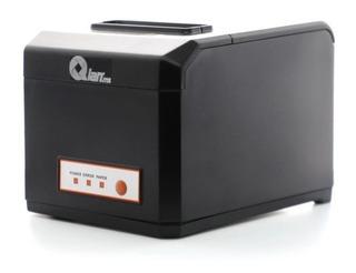 Impresora De Tickets Qian Anjet 80, Linea Termica, 203 X 203dpi, Negro (qit801701)
