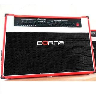 Amplificador Cubo Borne Evidence 200 150w Vermelho