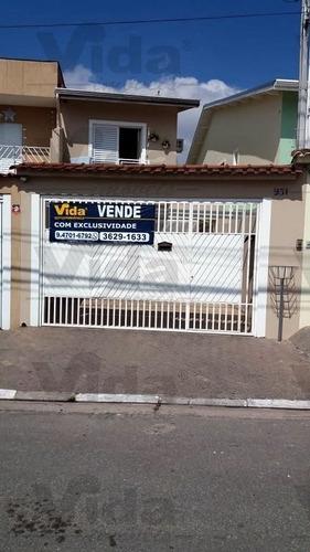 Casa/sobrado Para Venda, 3 Dormitório(s), 118.0m² - 35873