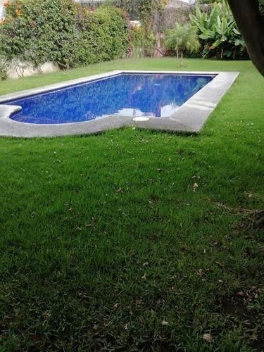 Hermosa Casa En Renta En Provincias Del Canada Cuernavaca