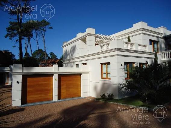 Casa En Venta En Punta Del Este - Playa Mansa