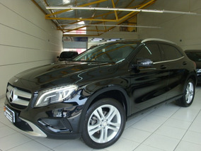 Mercedes-benz Classe Gla 1.6 Advance Turbo Flex 5p
