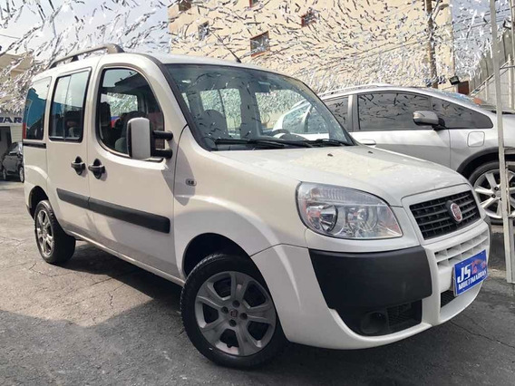 Fiat Doblo 2018 1.8 16v Essence 7l Flex 5p