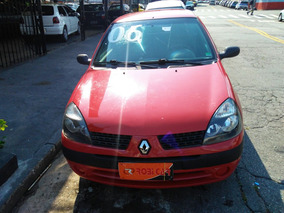 Clio 2006 1.0 Impecavel
