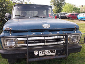 Ford F 100 U$s 2000