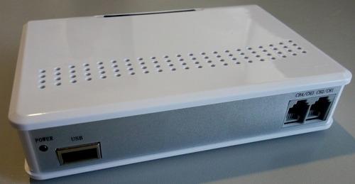 Grabador De Llamadas Telefónicas Tansonic T5u4, 4 Lineas