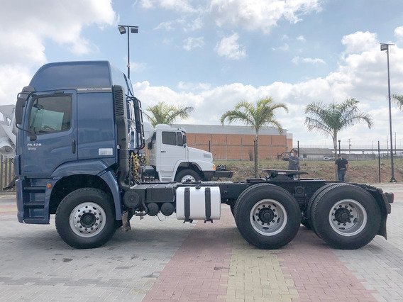 Vw 26420 2014 6x4 Constelation Teto Alto=fh 420 440 460 480