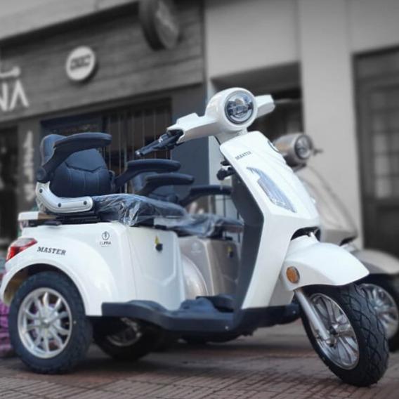 Moto Triciclo Electrico Sin Licencia Envío Gratis Eco Alsina