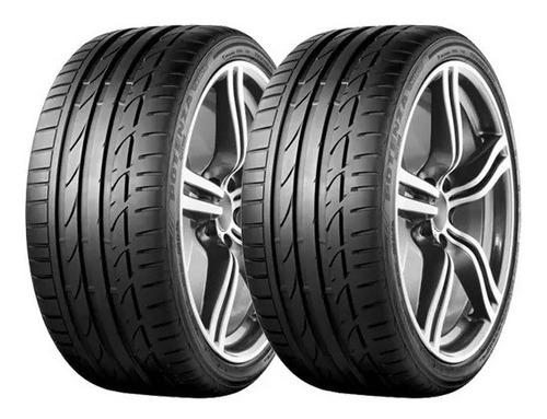 Kit X2 245/40 R17 Bridgestone Potenza S001 91w Run Flat