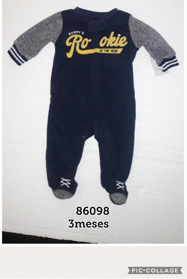 Carter´s Ropa Niño Bebe Mamelucos Pijamas 3 A 9 Meses