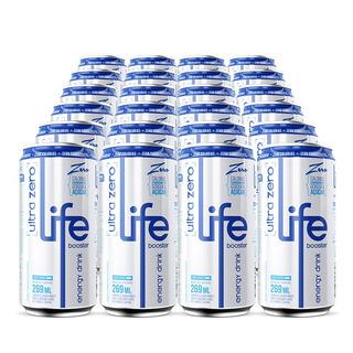 Life Booster Energetico Cx C/24 Original Ultra Zero