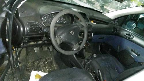 Sucata Peugeot 206 1.0 16v So Para Retirada De Peças