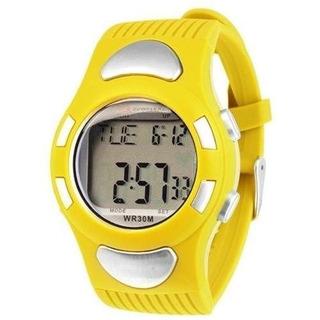 Monitor De Ritmo Cardíaco Bowflex Ez Pro Strapless Amarillo