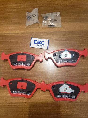 Pastillas De Freno Ebc Red - 323ti - Serie E36 Bmw