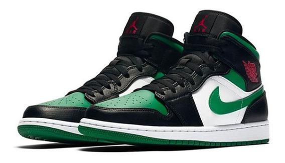 Tênis Nike Air Jordan 1 Mid Masculino Num 39