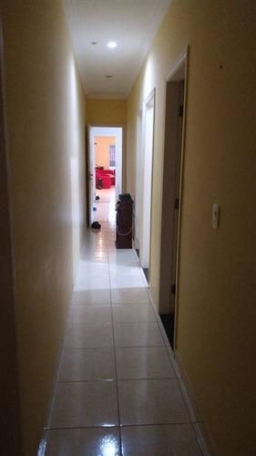 Casa Com 3 Dorms, Tupi, Praia Grande - R$ 410 Mil, Cod: 1149 - Rno1149
