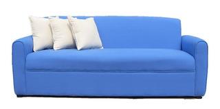 Sofa Cama De Tres Posiciones Cojines Decorativos De Regalo