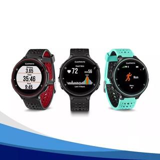 Reloj Garmin Forerunner 235 Celeste Gps Púlsometro De Muñeca Seguimiento De Actividad Diaria Distancia Ritmo Tiempo Y M