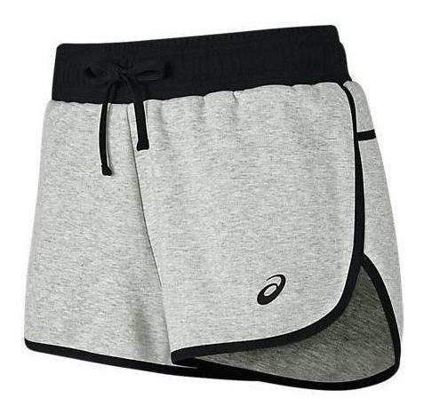 Asics Knit Short Deportivo Running Dama S