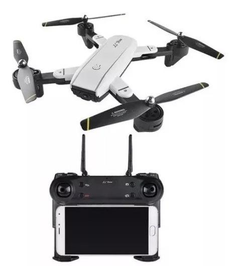 Drone Sg700 Câmera Dupla +bateria Fluxo Óptico1080p Visuo Ay