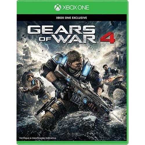 Gears Of War 4 - Novo - Frete Grátis