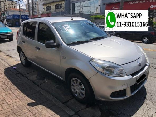 Sandero Authentique Hi-flex 1.0 16v 5p