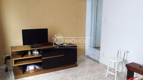 Imagem 1 de 30 de Apartamento Com 2 Dorms, Campo Grande, Santos - R$ 320 Mil, Cod: 4178 - V4178