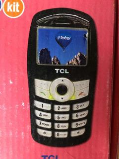 Celular Telcel Mini Tcl T558 Nuevo