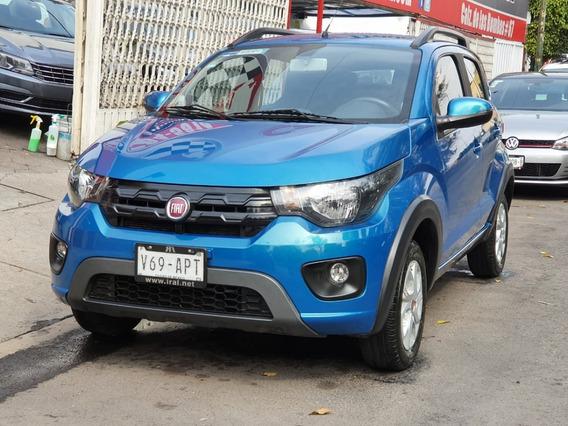 Fiat Mobi 2017 Way Factura De Agencia Excelente Estado!!