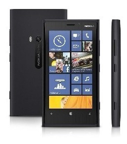 Nokia Lumia 920 4g Windows 8mp Tela 4.5 Wi-fi Gps De Vitrine
