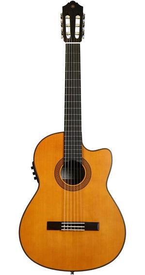 Guitarra Electroacústica Yamaha Cgx122msc Cgx122 Nueva Gtia