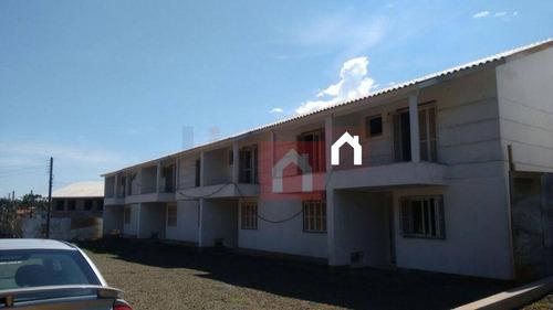 Casa Com 2 Dormitórios À Venda, 53 M² Por R$ 215.775,00 - Praia Grande - Torres/rs - Ca0067