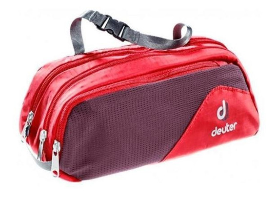 Necessaire Wash Bag Tour Ii Vermelho - Deuter