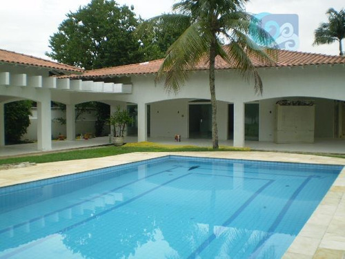 Imagem 1 de 12 de Casa À Venda, Condomínio Jardim Acapulco, Guarujá - Ca0700