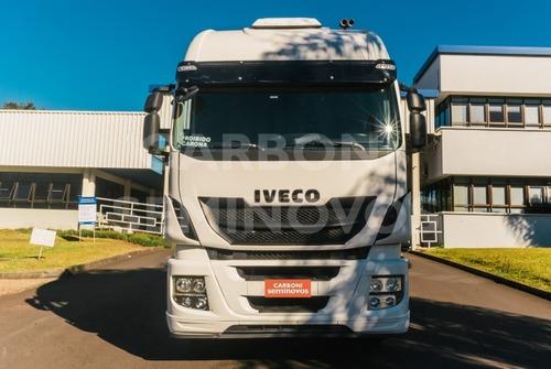Imagem 1 de 11 de Iveco Hi Way 600s44 6x2, Ano 2018/2019